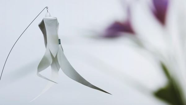 Windspiel Amazone-Orchidee