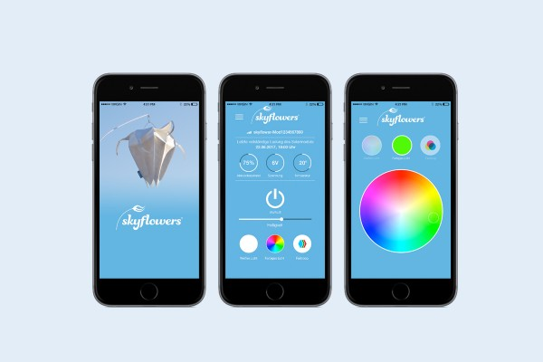 skyflowers-App