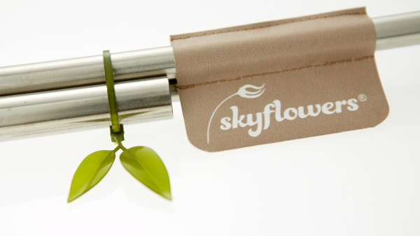 skyflowers Stängel